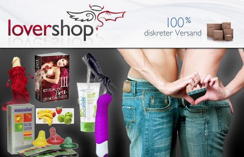 30 Euro-Gutschein für lovershop.de: Sextoys und mehr...