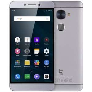 Letv Leeco Le 2 LTE + Dual-SIM global version (5,5'' FHD IPS, Snapdragon 652 Octacore, 3GB RAM, 32GB eMMC, 16MP + 8MP Kamera, inkl. Band 20, 3000mAh mit Quick Charge 3.0, Android 6) für 146,69€ [Gearbest]