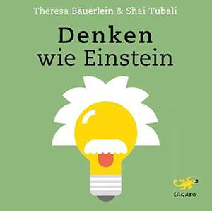 Denken wie Einstein Audio-CD – Audiobook (Amazon Prime 4,99 - Idealo: ab 13,99)