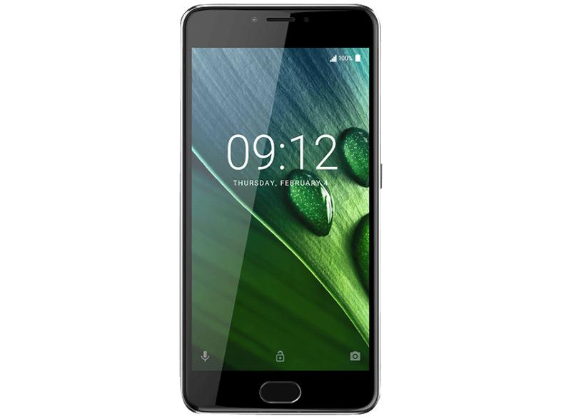 [Mediamarkt] Acer Liquid Z6 Plus Dual Nano-SIM Smartphone (14 cm (5,5 Zoll) Full HD Display, 32GB Speicher, 3GB RAM, 4.080mAh Akku, Android 6.0) aluminium grau für 179,-€ Versandkostenfrei