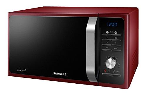 Samsung Mikrowelle / 800 W / 23 L Garraum / rot für 89€ statt 142€