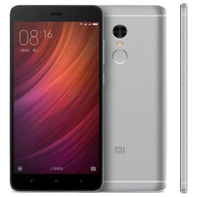 "Xiaomi Redmi Note 4 - 5,5"" FHD, LTE (ohne B20) + Dual Sim, Helio X20, 3GB RAM, 32GB ROM, 4100mAh, Fingerabdrucksensor für 155,66 EUR (Gearbest)"