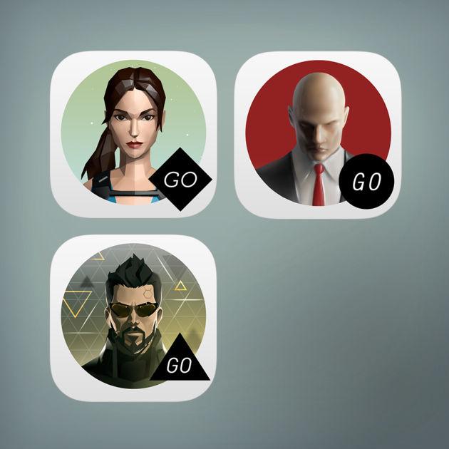 [iOS] The Go Trilogy von 5,99€ auf 1,99€ reduziert.