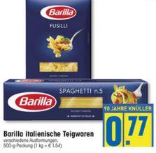 [Edeka] Barilla Pasta versch. Sorten