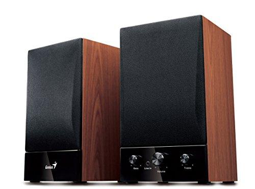 Amazon-Blitzangebot-Preis: Genius SP-HF1250B 2-Wege Aktivbox Lautsprecher