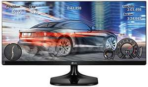 "LG 29UM58-P (29"" LED-Monitor - 2.560 x 1080 - IPS - 250 cd/m2 - 1000:1 - 5 ms - 2x HDMI) für 224€ statt 260€ [amazon.fr]"