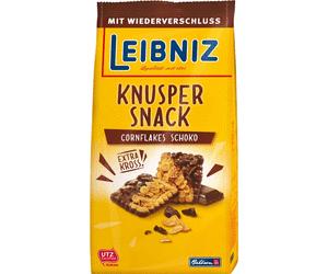 Leibniz Knusper Snack Cornflakes Schoko, 5er Pack (5 x 150 g) für 5,74€ [Amazon Plus]