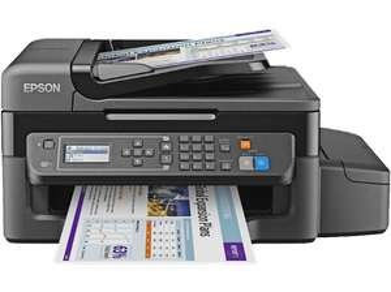 EPSON Multifunktionsdrucker EcoTank ET-4500 (Tinte für 2 Jahre) für 273,99€ [mediamarkt.at]