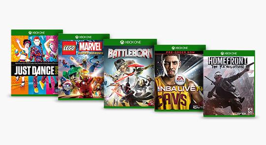 Xbox One Spiele im Microsoft Store bis zu 80% reduziert (z.B. Lego Star Wars: Das Erwachen der Macht für 19,99€)