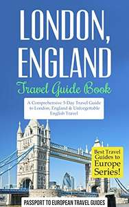 [Amazon Kindle] London Travel Guide