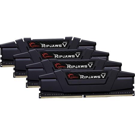 G.Skill Ripjaws V 32GB Kit (4x8GB) DDR4-3200 bei Zackzack