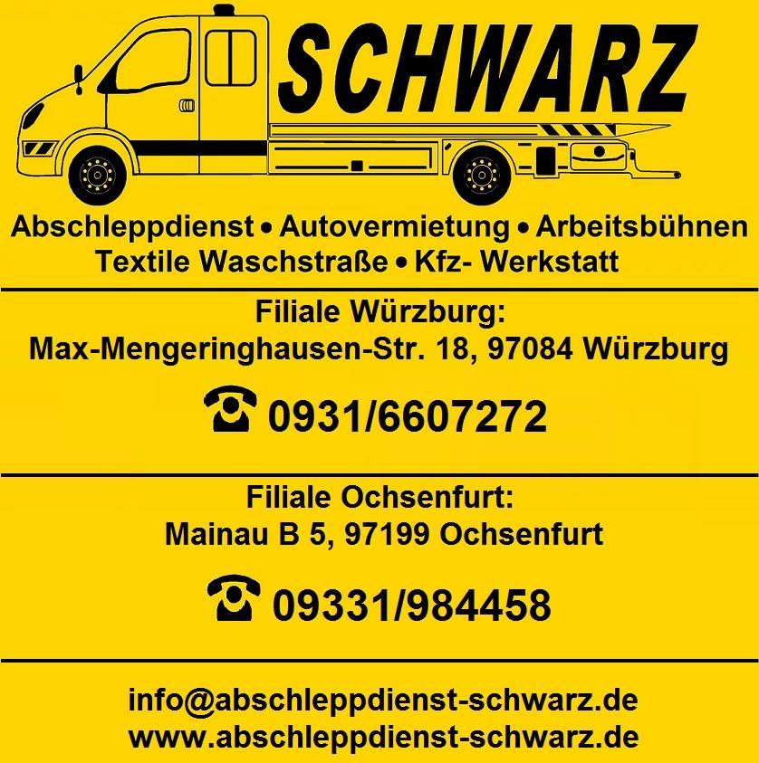(lokal: Würzburg Gewerbegebiet Süd) Neueröffnung Waschstraße Schwarz - jedes Programm 5€ + gratis Kaffee
