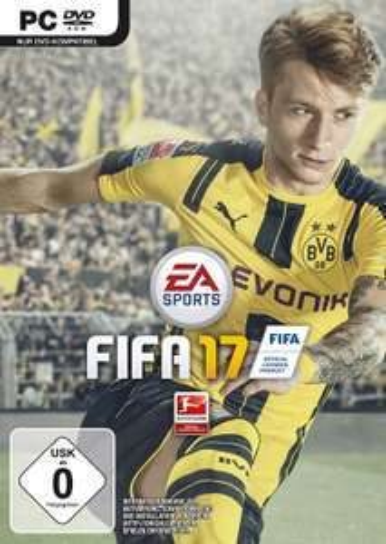 [Amazon] FIFA 17 PC inkl. Steelbook
