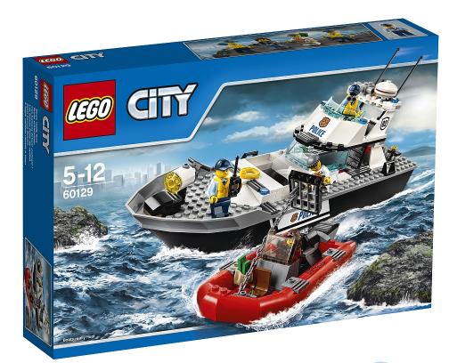 Lego City 60129 Polizei-Patrouillen-Boot oder Lego Friends Heartlake Cupcake Café für je 24,98€ bei Abholung @[ToysRUs]