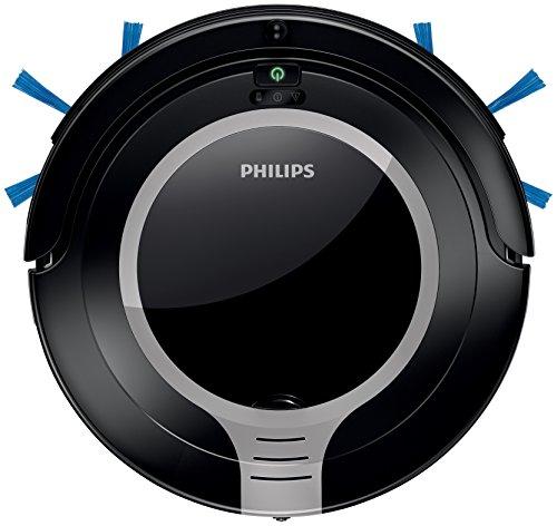 Philips FC8710/01 SmartPro Compact Robotersauger (2 Reinigungsstufen, Vorprogrammierung & Fernbedienung) für 200,18€  @ Amazon.es