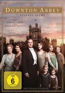 DVD-Deal: Downton Abbey - Season 06 für 11,99 Euro