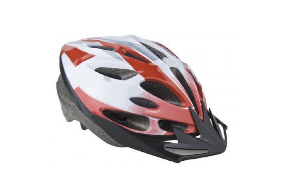 [Dealclub] Fahrradhelm Hurricane der Marke HUDORA Größe XL für Kopfumfang von 58 bis 61 cm