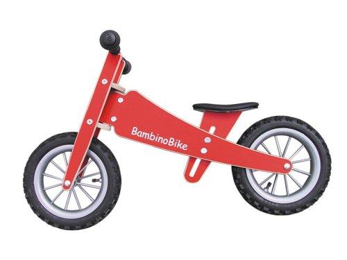 BambinoBike Holz Lauflernrad für 43,30€ [Amazon Prime] statt 77€