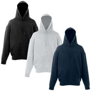 Fruit of the Loom 3er Set Hoodie [eBay]