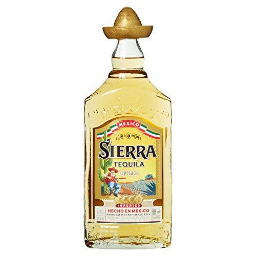 Sierra Tequila Silver oder Gold reposado für 9,99 € [Amazon prime]