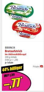 [Norma bis 18.3.17] Brunch Brotaufstrich