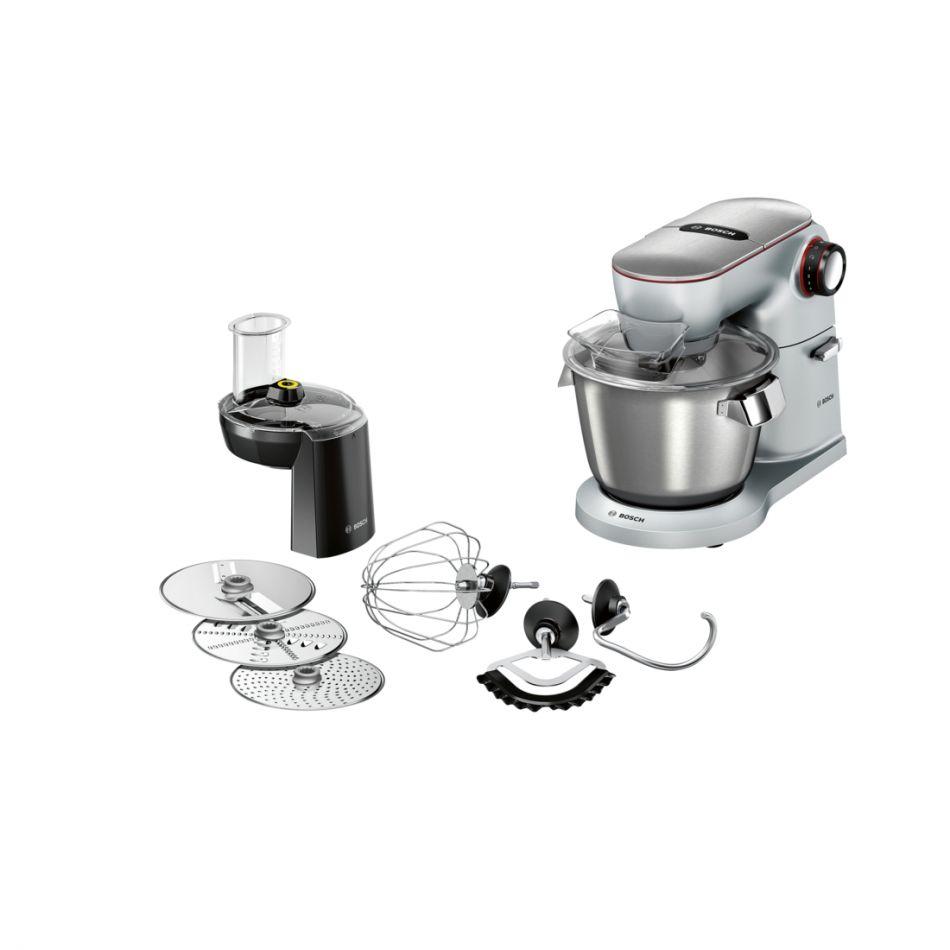 """[teures-billiger] Bosch MUM9D64S11 Küchenmaschine """"OptiMUM"""" für €479 (Bestpreis)"""