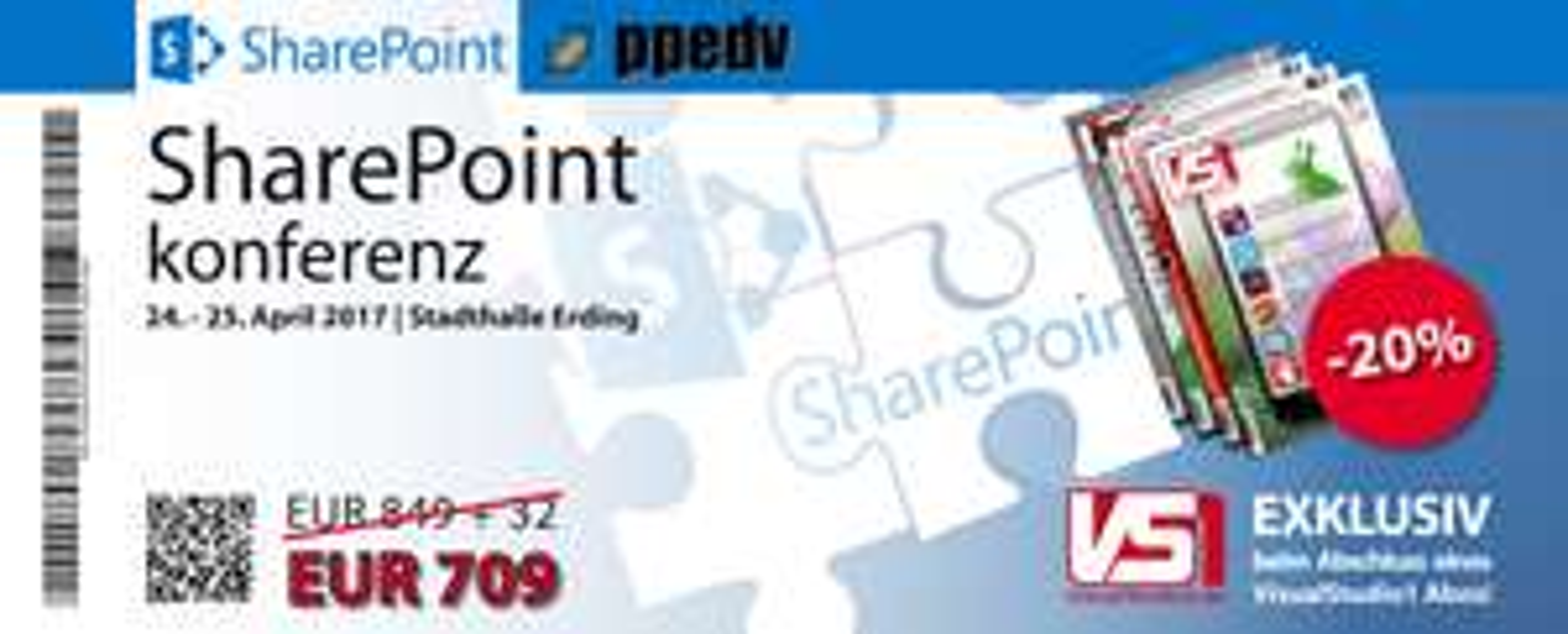SharePoint-Konferenz-Paket