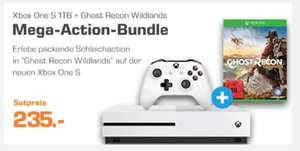 Saturn Xbox One S 1tb mit Tom Clancy's Ghost Recon