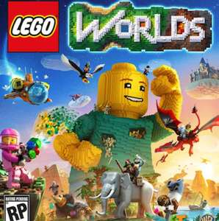 [CD-Keys] Lego Worlds + DLC für PC