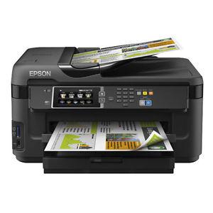 [ebay]  Epson WorkForce WF-7610DWF Multifunktionsgerät (Drucker, CIS Scanner, Kopierer, Fax, Duplex A3 ADF, WLAN Direct-Druck) für 119,90€ statt 149€