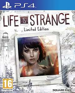 [amazon.fr] Life is Strange - Limited Edition (PS4)