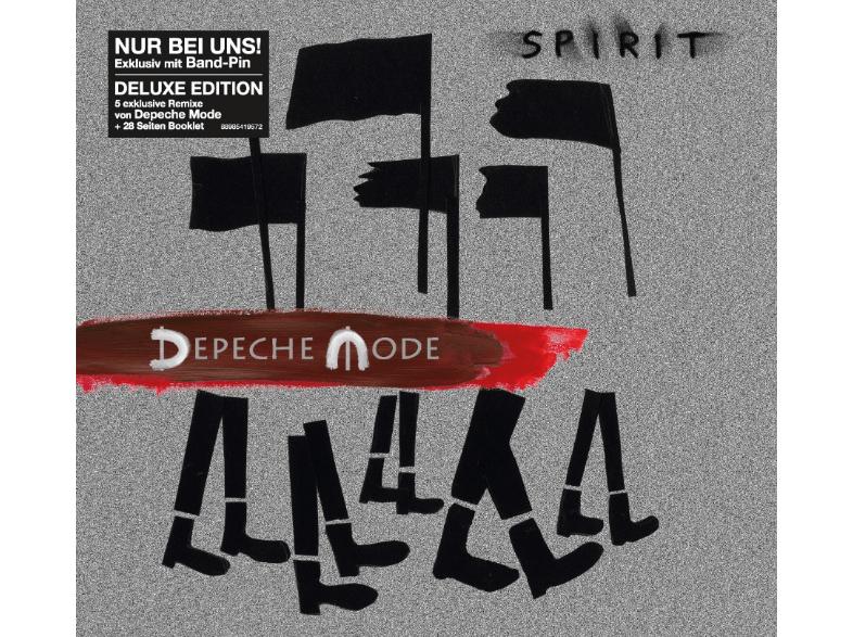 Depeche Mode - Spirit Album Release des Jahres! Deluxe Version 2 CD 14,90 Mediamarkt VGP 17,99