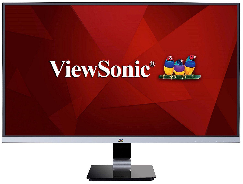 Viewsonic VX2778-SMHD 27 Zoll Monitor (WQHD 2560x1440, PLS-Panel, HDMI, DP, Lautsprecher) für 338,47€ @ Amazon.fr