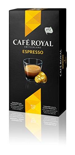 Café Royal Espresso, Nespresso kompatible Kapseln, 5er Pack (5 x 52 g)