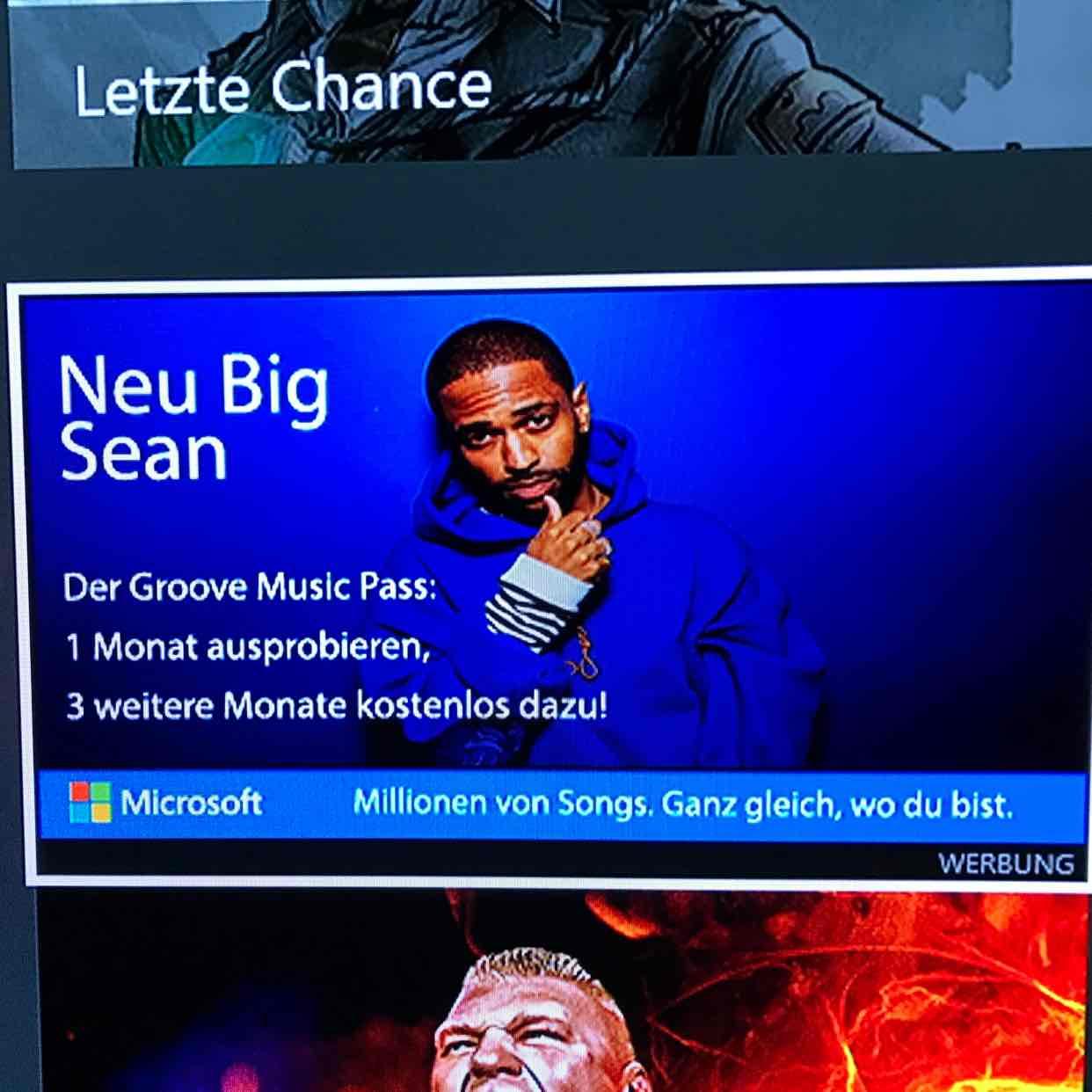 [XBOX] Microsoft Groove bis zu 4 Monate kostenlos?