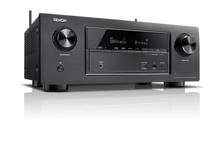 Denon AVRX2300W für 429€@ Comtech - 7.2 Kanal AV-Receiver - Dolby Atmos, dtsX, WLAN, Bluetooth, Spotify Connect, 7 Plus 1 HDMI 3D, 4K, 2 HDMI Ausgänge, HDCP 2.2, 7x 150 Watt