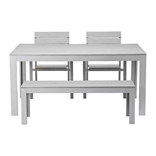 [Lokal] IKEA Kaiserslautern - FALSTER Tisch mit 2 Stühlen und Bank für 199€ statt 346€