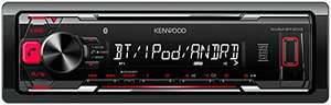 [Amazon] Autoradio Kenwood KMM-BT203 (günstiges Radio mit Bluetooth) durch 10%Rabattcoupon