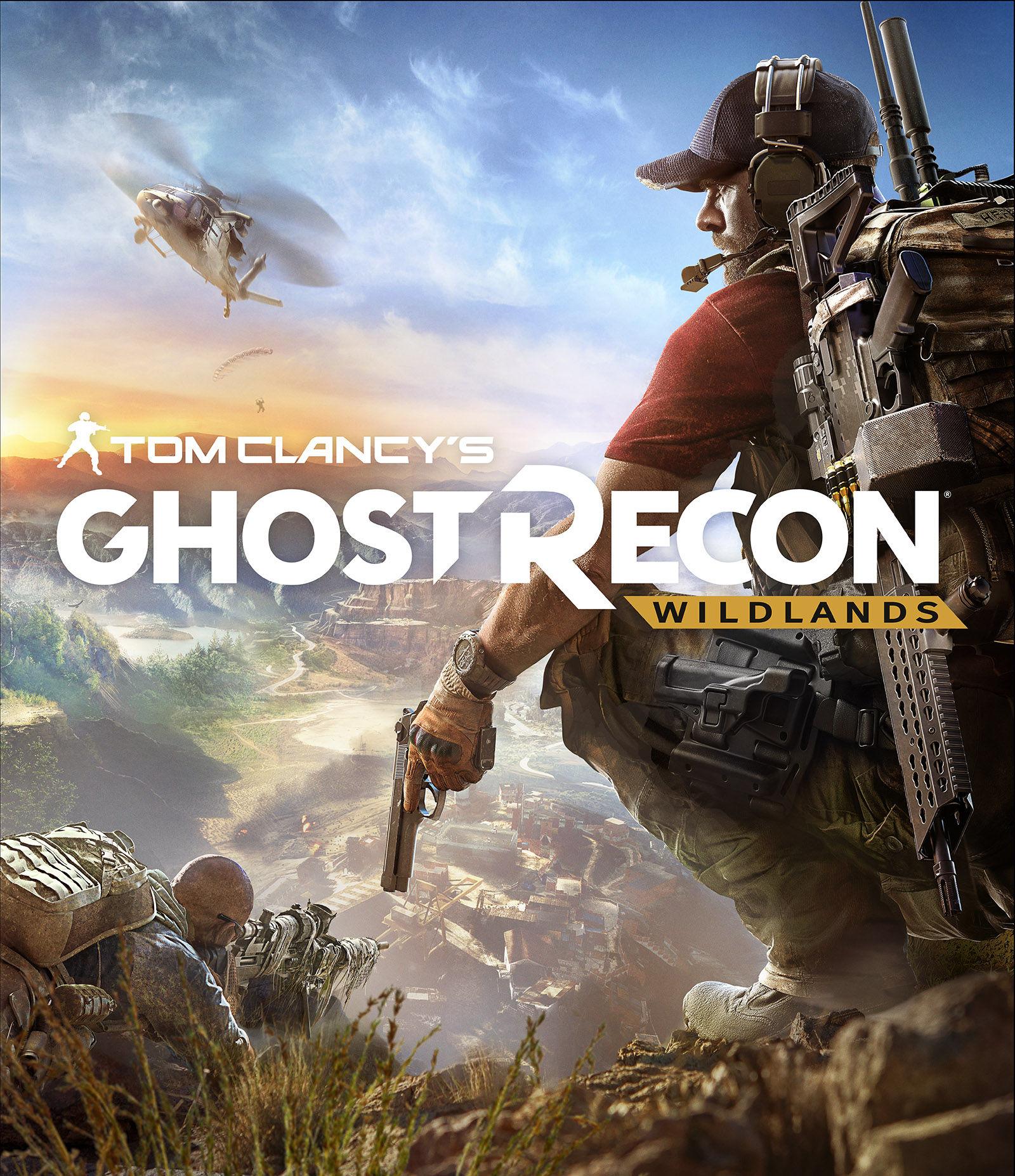 [PS4] Ghost  Recon: Wildlands Gold Edition