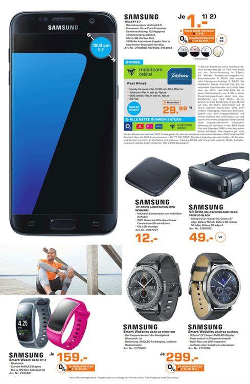 Lokal Saturn Bochum Samsung Gear S3 Frontier sowie Classic für 299,-€ bis zum 23.05