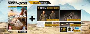 [Steam/Uplay] Ghost Recon Wildlands Deluxe Edition DLC Upgrade