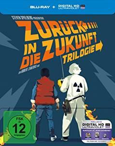 Zurück in die Zukunft - Trilogie (Steel-Edition) [Blu-ray] bei Mediamarkt.de VSK Frei