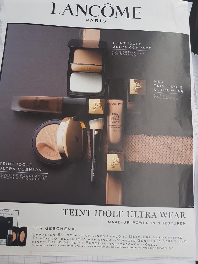 Douglas -20% + Lancôme Geschenkset zum Makeup Kauf