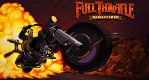 [GOG] Full Throttle Remastered (PC+Mac+Linux)