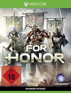 [Amazon + Saturn] For Honor - [Xbox One] für 45€ inkl. Versand