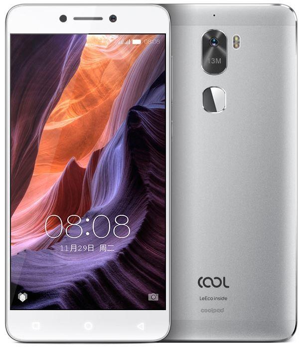 "Coolpad Cool Changer 1C [5,5"" // 3GB RAM // 32GB ROM // Snapdragon 652 // 4060mAh // Type-C USB]"