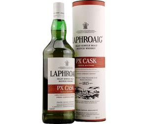 Whisky - Laphroaig PX Cask 1 Liter - 49,99€ (Grenzgänger CZ Travel-Free-Shop)