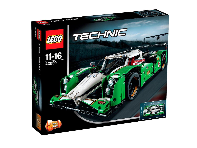 4x LEGO 42039: -20% bei GALERIA auf 4 und mehr Spielsachen von LEGO, Steif, etc. (-15% bei Kauf von mindestens drei Artikeln) - bis zum 21.03.2017
