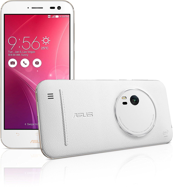 """Asus Zenfone Zoom ZX551ML für 204,13€@Amazon Frankreich - 5,5"""" Smartphone mit 3x optischer Zoomkamera, 4GB RAM, 64GB ROM"""