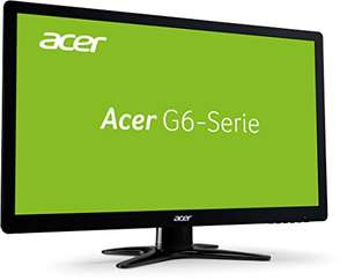 Acer G246HLG 61 cm (24 Zoll) Monitor (VGA, DVI, HDMI, 1ms Reaktionszeit, 1920x1080, EEK A) schwarz